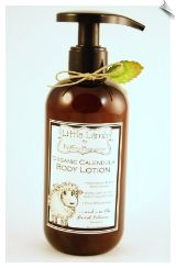 Natural Organic Baby Skin Care - Shampoo, Baby Lotion, Diaper Rash Treatment