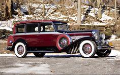 1934 Duesenberg Model SJ Touring Berline | Gooding & Company