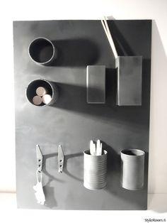 Kuva: Irinakkv (http://www.styleroom.fi/album/45623) #styleroom #inspiroivakoti #diy #säilytys