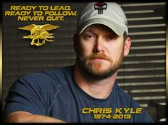 One year ago today our nations greatest sniper, Navy SEAL sniper Chris Kyle was tragically murdered. Today at the Superbowl, Hall of Fame quarterback Joe Namath will honor Kyle at the coin toss by … Jesse Ventura, Chris Kyle, Joe Namath, United States Navy, American Pride, Navy Seals, Before Us, Moving Forward, The Unit