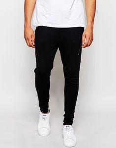 Image 1 of Solid Joggers Pantalones De Chándal Para Hombre 562300de688