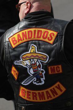 Bandidos Motorcycle Club | Berlin Bandidos Motorcycle Clubs Mark 10th Anniversary