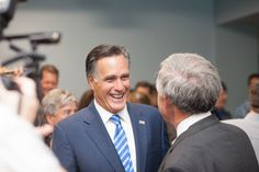 Mitt Romney at the #MeetTheMormons movie premiere. Learn more about the movie at meetthemormons.com -- exclusively in theaters 10/10!
