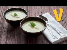 Creamy celeriac soup | The Vegan Corner - YouTube