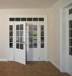 Afbeeldingsresultaat voor dubbele binnendeuren
