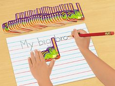 Word Spacers - Set of 30 at Lakeshore Learning