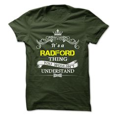 [Popular tshirt name ideas] RADFORD  Shirts of month  RADFORD  Tshirt Guys Lady Hodie  SHARE and Get Discount Today Order now before we SELL OUT  Camping administrators