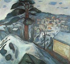 1969. Nice                                          Munch ..le mystère s'épaissit !