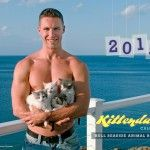 The 2015 Kittendales Calendar to benefit Hull Seaside Animal Rescue is now on sale. Local men from all walks of life pose for beefcake shots with kittens and