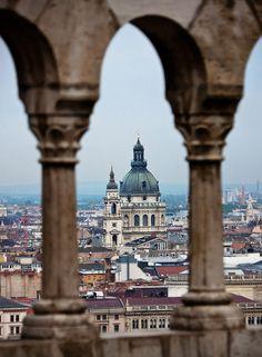 Budapest, Hungary.  By Tigerlily