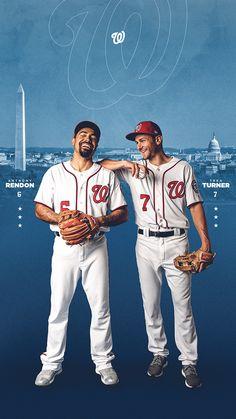 Washington Nationals Internship on Behance Washington Nationals Baseball, Sports Marketing, Washington Capitals, American League, National League, Most Beautiful Pictures, Athlete, Baseball Cards, Sports Posters