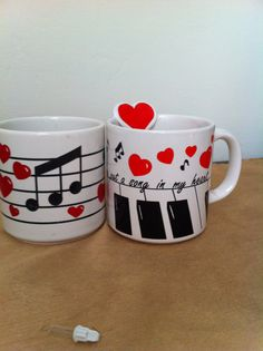 My cups for coffee!!!