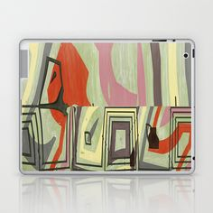 Pipes Laptop & iPad Skin by Fine2art - $25.00
