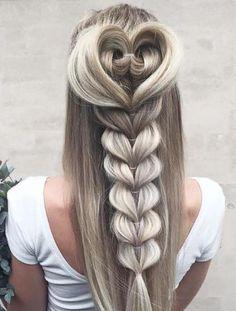 Mermaid loop through braid