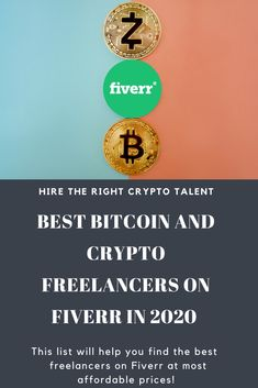 I want to share with you the best cryptocurrency freelancers that I personally used and my clients recommendations on Fiverr. Best Cryptocurrency, Online Work, Blockchain, Helpful Hints, Revolution, Platform, Good Things, Messages, Group