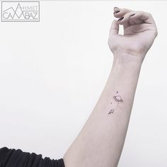 10  Simple Yet Striking Tattoos By Former Turkish Cartoonist That You'll Want On Your Skin