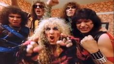 """Twisted Sister, """"We're Not Gonna Take it"""""""