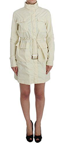 """P.A.R.O.S.H. Gorgeous brand new with tags, 100% Authentic P.A.R.O.S.H. jacket.  Color: Beige Model: Trench jacket coat Full zipper and button closure Waist belt Four front pockets Material: 100% Nylon       Famous Words of Inspiration...""""You don't take a photograph, you make...  More details at https://jackets-lovers.bestselleroutlets.com/ladies-coats-jackets-vests/active-performance-ladies-coats-jackets-vests/fleece-active-performance-ladies-coats-jack"""