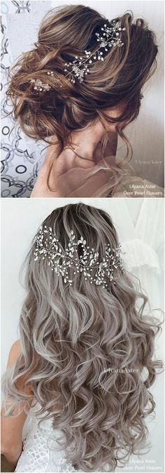 Top 25 Ulyana Aster Wedding Hairstyles  #weddings #hairstyles #weddingideas / http://www.deerpearlflowers.com/ulyana-aster-wedding-hairstyles/