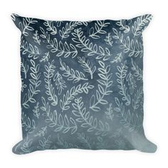 Square Pillow – Metallic Blue Throw Pillow This soft pillow is an excellent addition that gives character to any space. It comes with a soft polyester insert that will retain its shape after many uses, and the pillow case can be easily machine washed. Blue Throws, Blue Throw Pillows, Metallic Blue, Designer Throw Pillows, Classic Beauty, Pillow Design, Tapestry, Home Decor, Hanging Tapestry