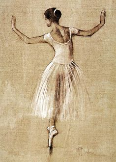 - Ballet Paintings - We offer high quality oil painting reproductions of old masters and contemporary at wholesale prices, custom sizes, custom paintings available. Ballet Painting, Ballet Art, Ballet Dancers, Ballerinas, Ballet Poses, Ballerina Kunst, Ballerina Sketch, Ballerina Room, Ballerina Project