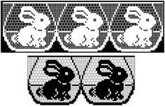 Crochet File bunny