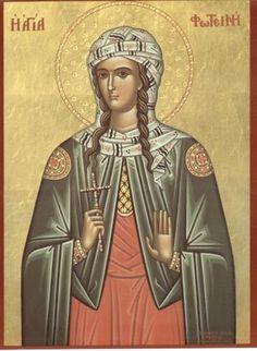 Sfânta Muceniță Fotini Samarineanca | Doxologia