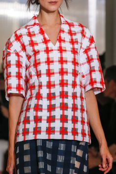 Texture and Tiles / Cannage et Carrelage I SS15 Trends