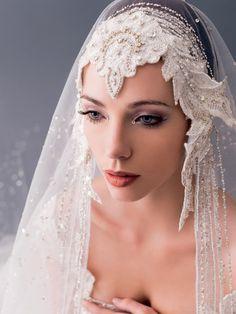 Blanka Matragi 2012 Spring Bridal Collection