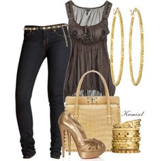 """Untitled #1390"" by gigi-mcmillan on Polyvore"