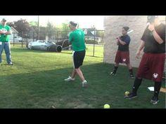 Cumberland University Softball Batting Drills Part 3