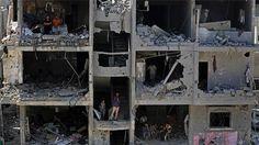 UN: Gaza may be uninhabitable by 2020 on current trends - Al Jazeera English