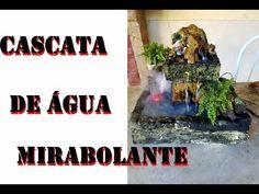 Passo a passo confecção de Pedras porosas para Aquários, Lagos e Decoração - video 2/3 - YouTube