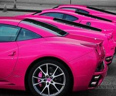 ☮✿★ Pink Cars ✝☯★☮