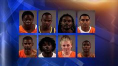 Eight people arrested in Bowling Green drug roundup