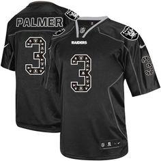 8a86bdda7 shop the official Raiders store for a Men s Nike Oakland Raiders  3 Carson  Palmer Elite