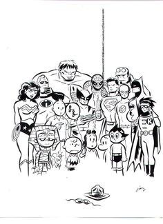 Will Eisner tribute by Jay Stephens