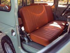 Toyota FJ40 Land Cruiser - 1967