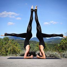 The Alo Yoga Siren Unitard #yoga #yogainspiration