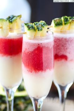 Strawberry Pina Colada                                                                                                                                                                                 More