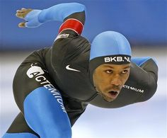 Today in Black History, 8/13/2013 - Shani Davis was the first black athlete to win a Gold medal in an individual Winter Olympic Games sport, taking the top prize in the 1000 meters speed-skating event at the 2006 Italy games. For more info, check today's notes!