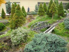 Emerald Heights Railroad Garden