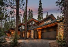 Элегантная простота модульных домов
