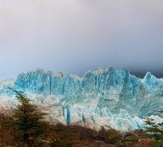 Glacier in Argentina Patagonia Stuck in Customs Trey Ratcliff