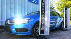 Come and watch Guildford v Twickenham tomorrow at 2.00 and check out the Classy A Class from @SandownMercedes