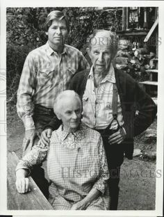 Jeff Bridges, Hume Cronyn & Jessica Tandy Foxfire, 1987