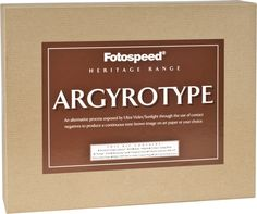 Argyrotype - Fotospeed