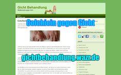 Colchicin gegen Gicht - Behandlung von Gicht Arthritis, Map, Medical, Weight Loss, Location Map, Peta, Maps