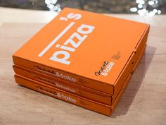 Make&Take – Pizza Boxes by Ivaylo Nedkov for FourPlus Studio | From up North