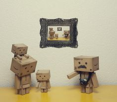 I want a Danbo really bad...quite pricey though!
